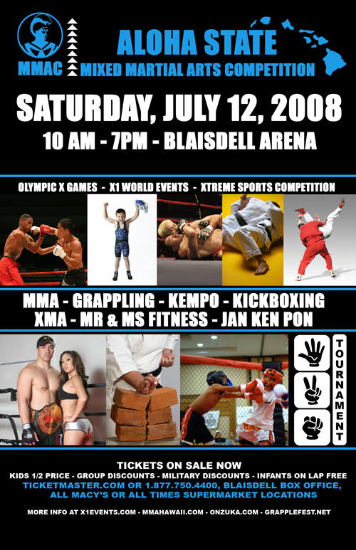 "X1-16 ""MMA Competition"" Jul 12 2008"