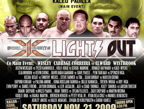 "X1-28 ""Lights Out"" Nov 29 2009"