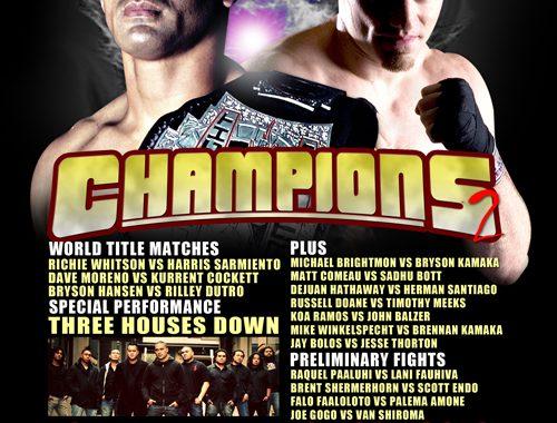 """X1-30 """"Champions 2"""" Mar 20 2010"""
