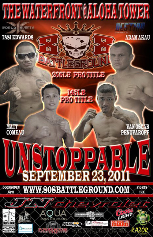 "X1-40 ""Unstoppable"" Sep 23 2011"