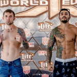 "X1-52 Weigh-in ""Ben Wilhelm vs Daniel Terry"""