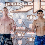 "X1-52 Weigh-in ""Donald Gonzalez vs Geremy Martin"""