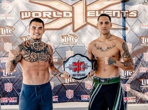 x1 52 fighter weigh in
