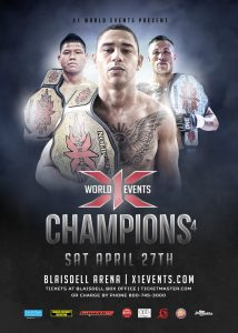 x1#53 Champions 4 Blaisdell Arena Hawaii
